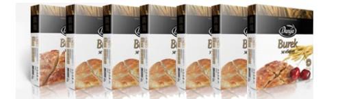 Peceni smrznuti burek │ Fabrika pekarskih proizvoda Danija