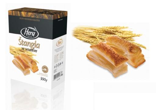 Proizvod - štangla │ Fabrika pekarskih peciva Danija